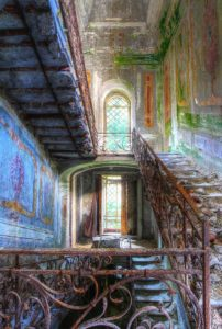 Lost Places von Sita Seebach
