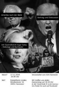 Zu den Wahlen in den USA und der Stellung der US-amerikanischen Linken