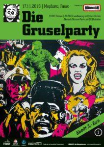 Die Gruselparty