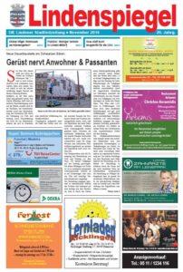 Lindenspiegel 11-2016