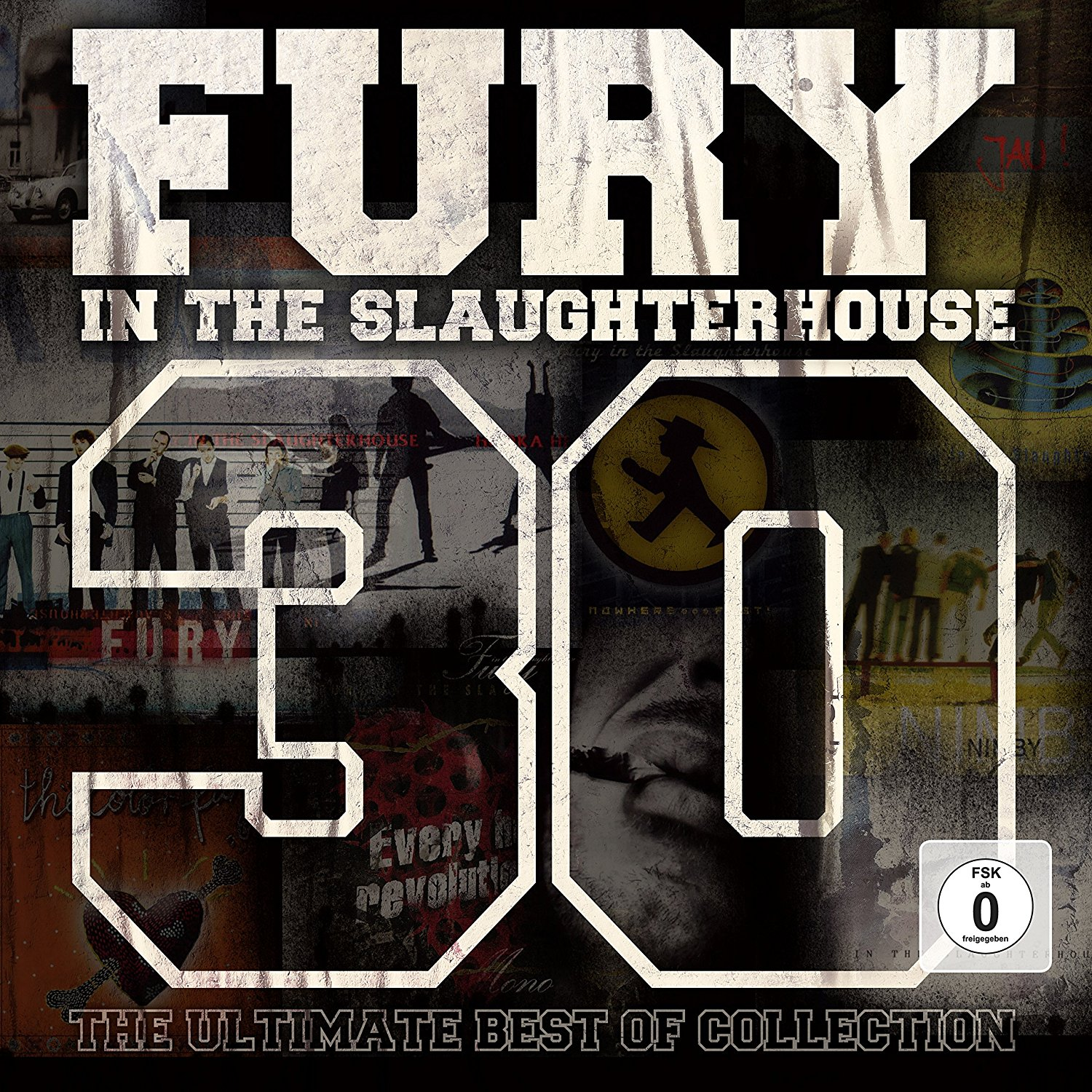 Fury in the Slaughterhouse - 30-The Ultimate Best Of Collection Limited Deluxe