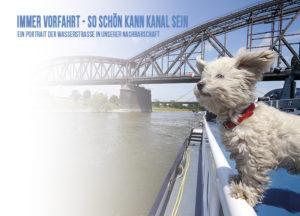 Der Mittellandkanal - 325 Kilometer Wasserstraße von A bis Z