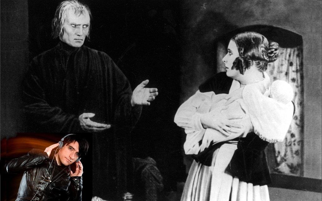 Raphaël Marionneau - le cinéma abstrait: Der müde Tod