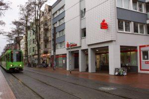 Neues BeratungsCenter der Sparkasse auf der Limmerstraße