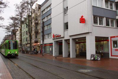 Sparkasse auf der Limmerstraße