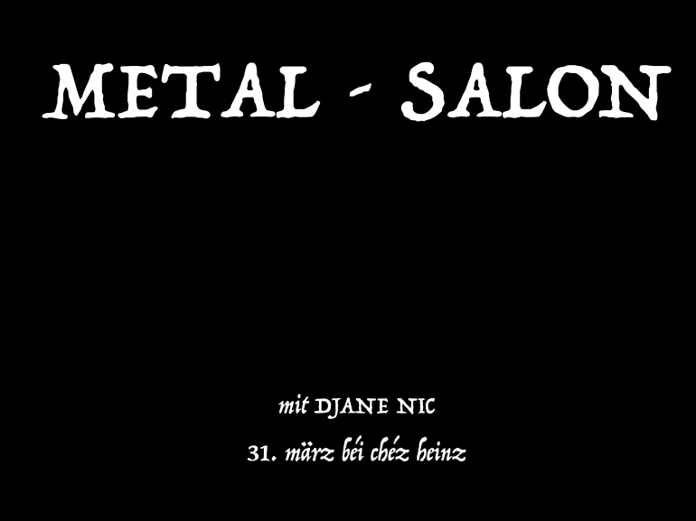 Metal-Salon