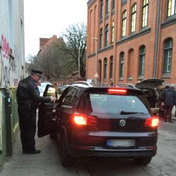 Elterntaxis an der Lindener Markt Grundschule (Bild: PlatzDa)