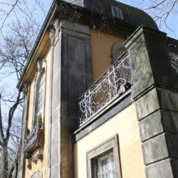 Der Küchengartenpavillon