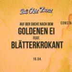 Das goldene Ei feat. Blätterkrokant