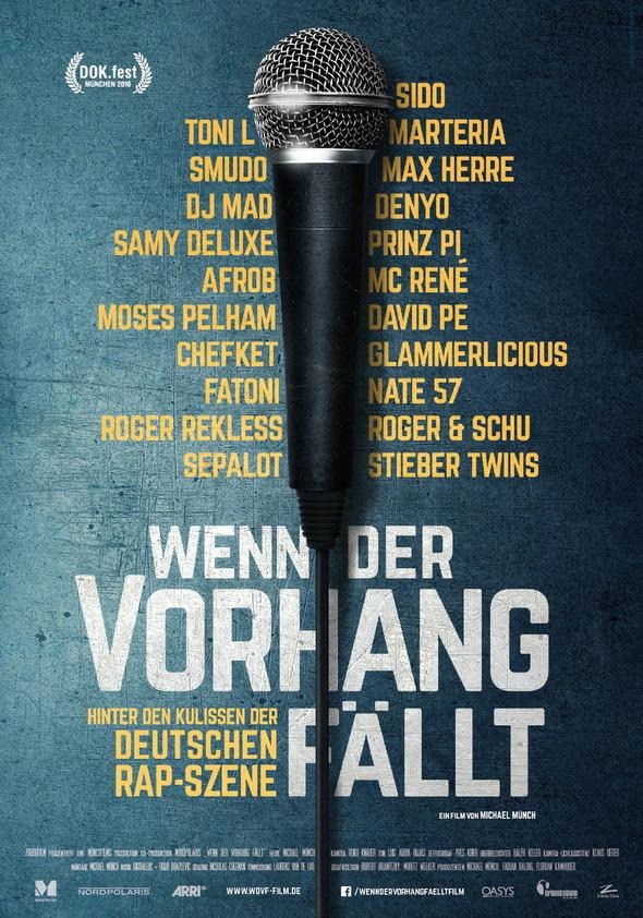 Wenn der Vorhang fällt - Hinter den Kulissen der deutschen RAP-Szene