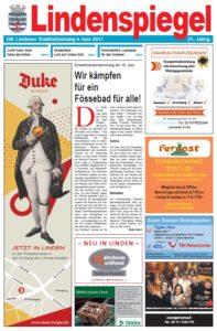 Lindenspiegel 06-2017