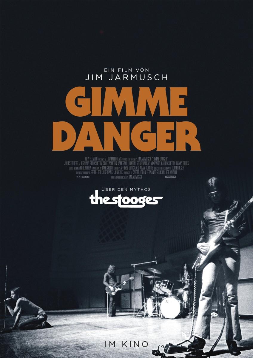 GIMME DANGER: Iggy Pop und die Stooges