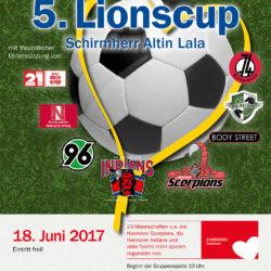 LionsCup 2017