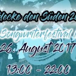 Entdecke den Süden - Songwriter Festival in Linden
