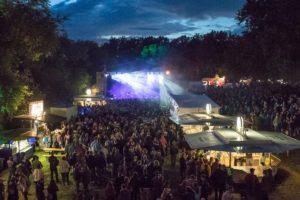 Fährmannsfest Musikbühne