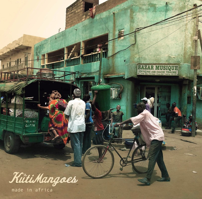 The Kuti Mangoes