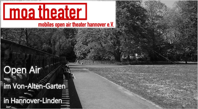 Der Weltläufer - Open Air Theater im Von-Alten-Garten