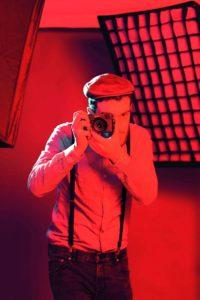 Marvin Ruppert: Selbstporträt