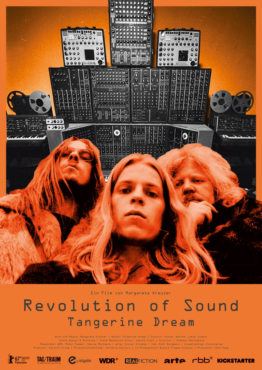 TANGERINE DREAM - REVOLUTION OF SOUND