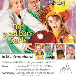 Kindermusical - Die kostbare Perle