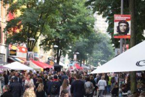 Limmerstraßenfest 2017 - Das Stadtteilfest in Hannover Linden