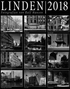 Lindenkalender 2018 von Ralf Hansen