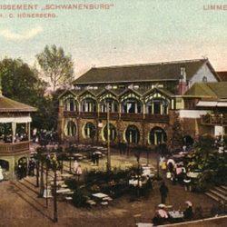 Schwanenburg in Limmer