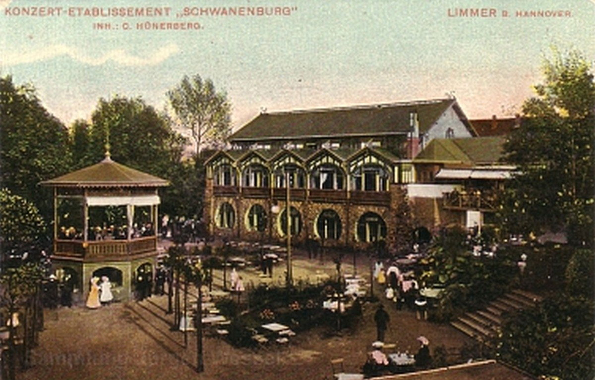 Schwanenburg in Limmer