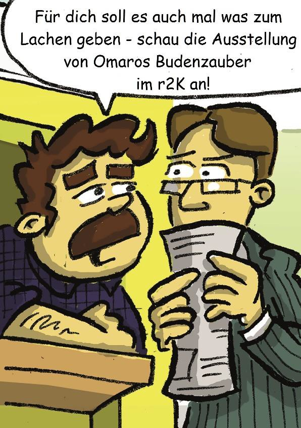 Comic von Ormaro