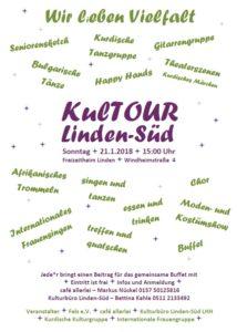 KulTOUR Linden-Süd