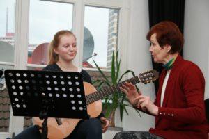 Workshop in der Gitarren-Akademie-Linden