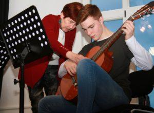 Musikalische und technische Tipps von Maria Linnemann