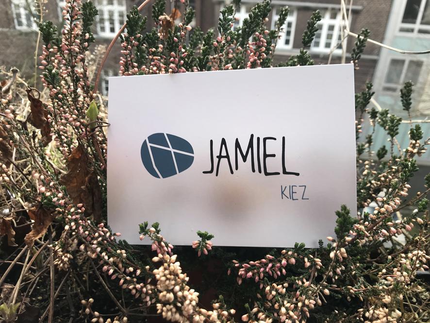 Jamiel-Kiez Postkarten by Barbara Fisahn