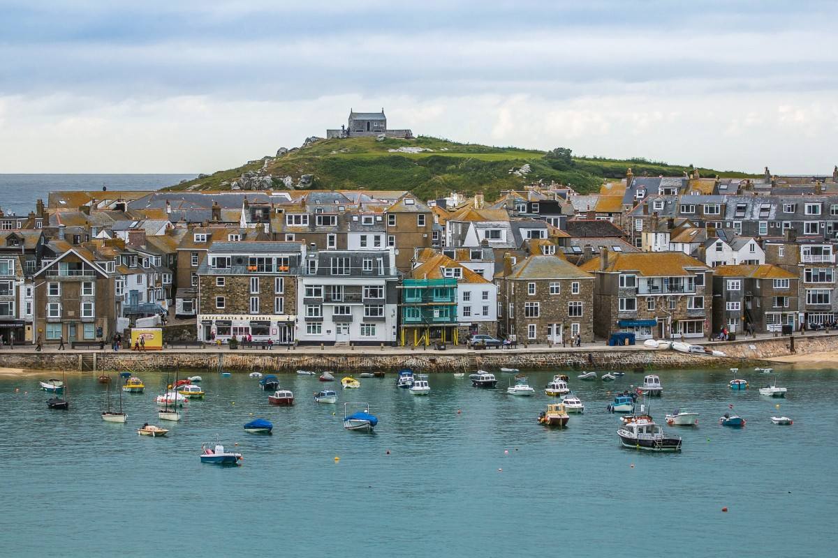 St. Ives in Cornwall