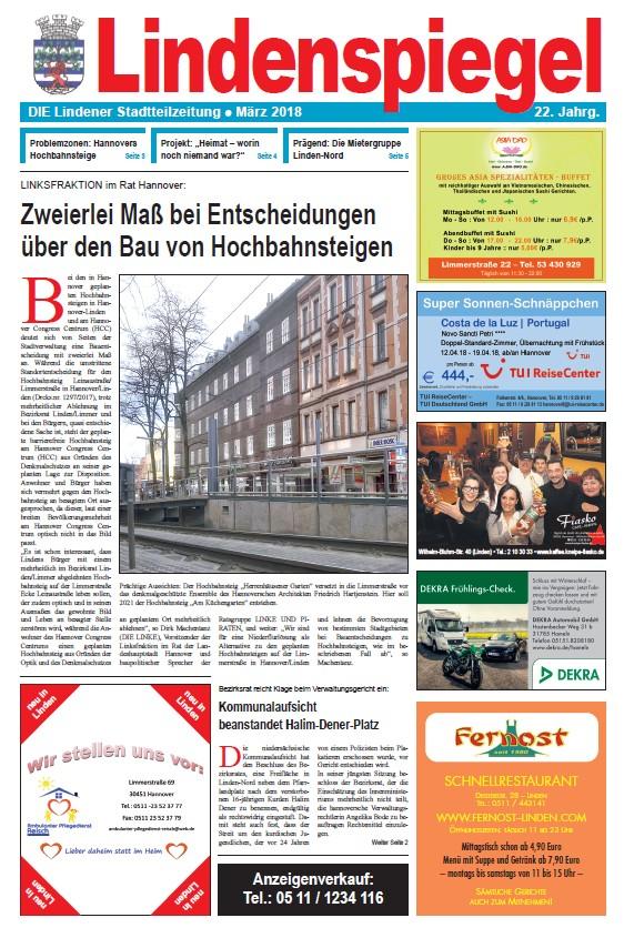 Lindenspiegel 03-2018