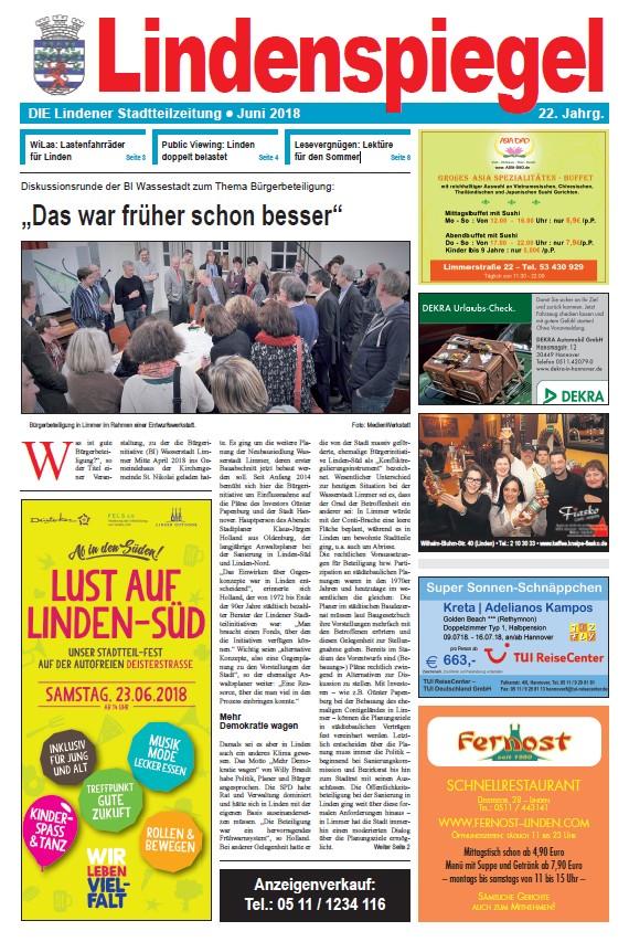 Lindenspiegel 06-2018