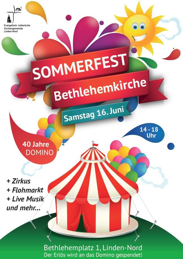 Sommerfest der Bethlehemkirche