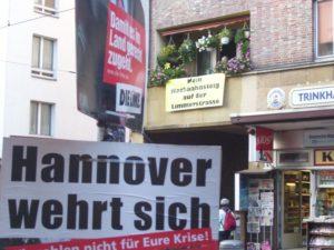 Hannover wehrt sich - Kein Hochbahnsteig auf der Limmerstraße