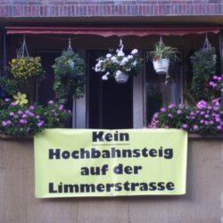 Kein Hochbahnsteig auf der Limmerstraße