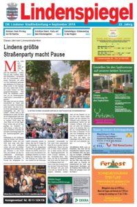 Lindenspiegel 09-2018