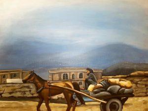 Ohne Titel von Maria Hosein-Habibi