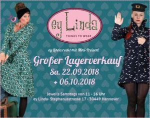 ey Linda Lagerverkauf