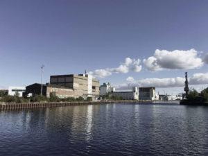 Hannover Docks am Lindener Hafen