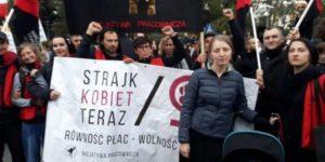 Der Frauenstreik geht weiter