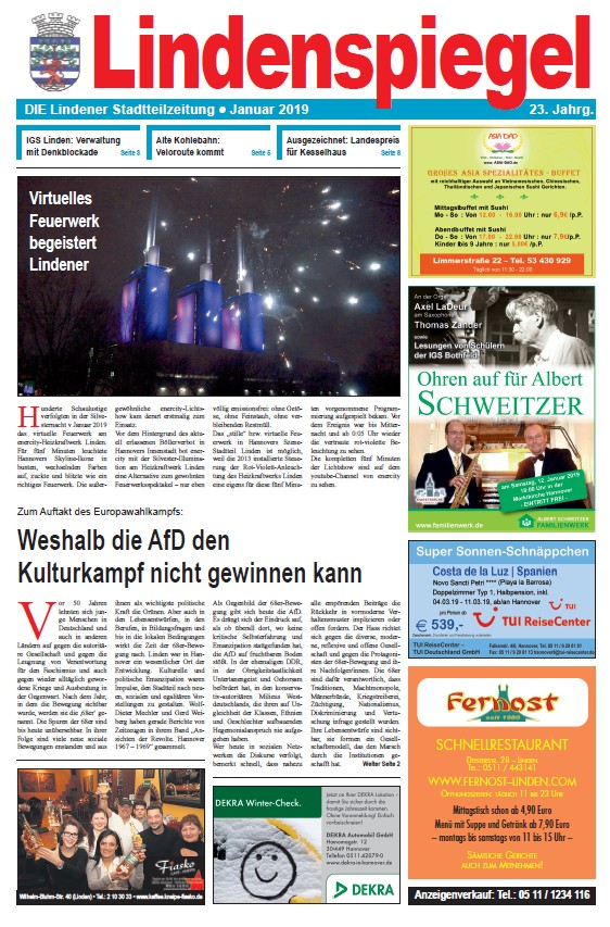 Lindenspiegel 01-2019