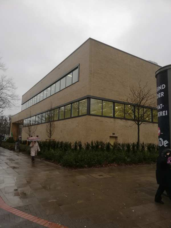 1Vereinsportzentrum von Hannover 96