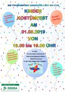 Toys Company Kostümfest