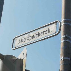 Alte Speicherstraße