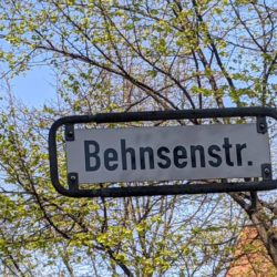 Behnsenstraße