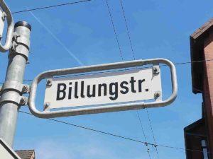Billungstraße